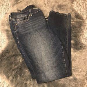 Torrid boyfriend jeans size 14